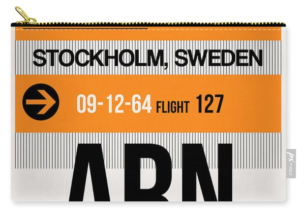 Arn Stockholm Luggage Tag I Carry-all Pouch