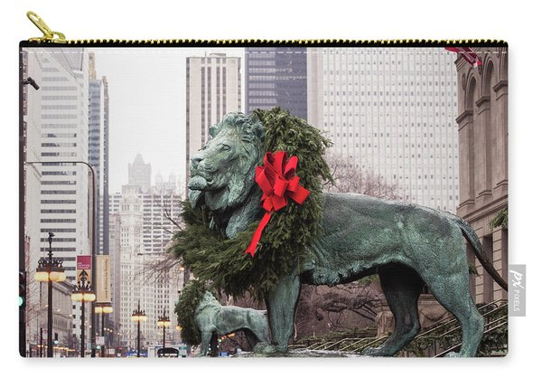Art Institute Of Chicago Carry-all Pouch