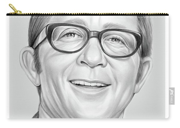 Arte Johnson Carry-all Pouch