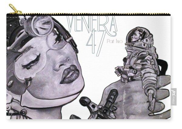 arteMECHANIX 1902 VENERA47 Pt.2 GRUNGE Carry-all Pouch