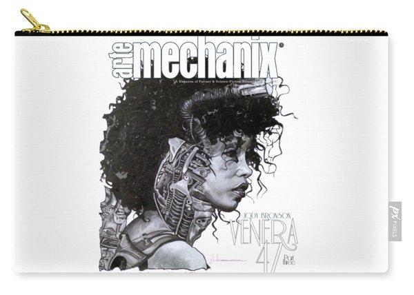 arteMECHANIX 1903 VENERA47 Pt.3 GRUNGE Carry-all Pouch
