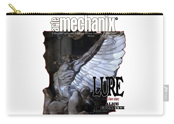 arteMECHANIX 1915 LURE GRUNGE Carry-all Pouch