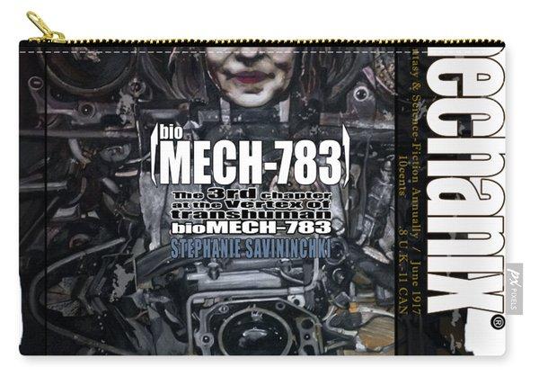 arteMECHANIX 1917 BioMECH-783 GRUNGE Carry-all Pouch