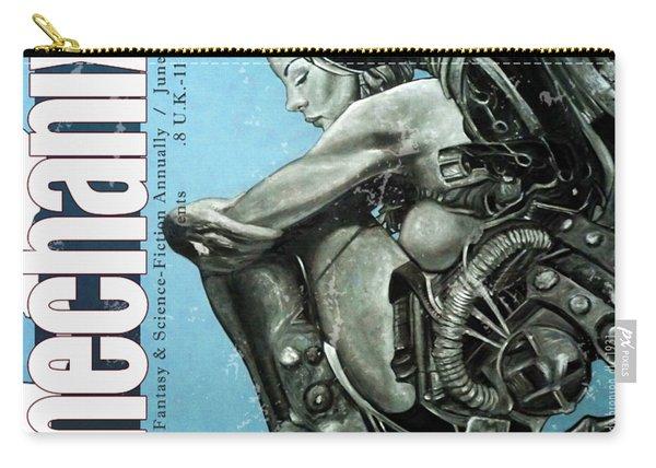 arteMECHANIX 1931 REVERIE  GRUNGE Carry-all Pouch