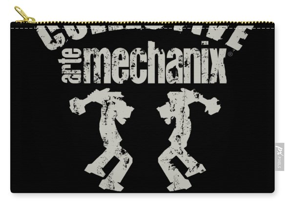 arteMECHANIX COLLECTIVE GRUNGE Carry-all Pouch