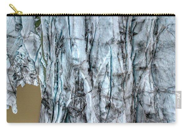 Artic Glacier Carry-all Pouch
