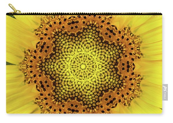 Artistic 2 Perfect Sunflower Carry-all Pouch