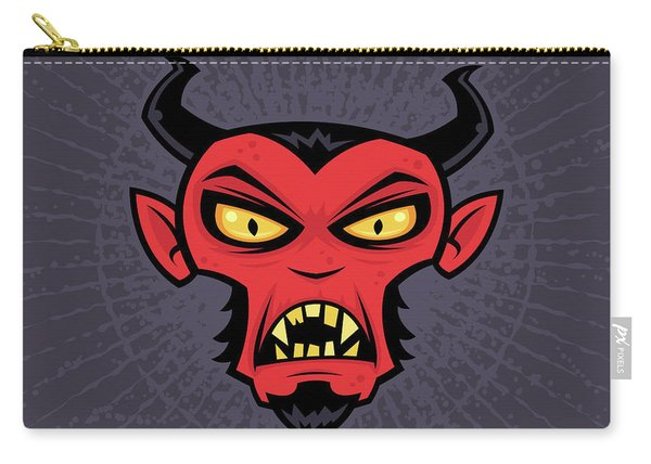 Mad Devil Carry-all Pouch