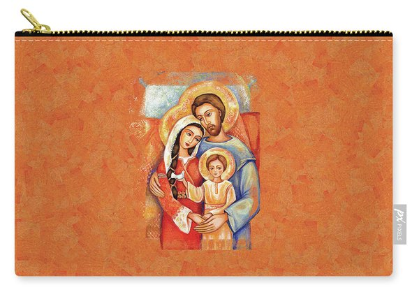 The Holy Family Carry-all Pouch