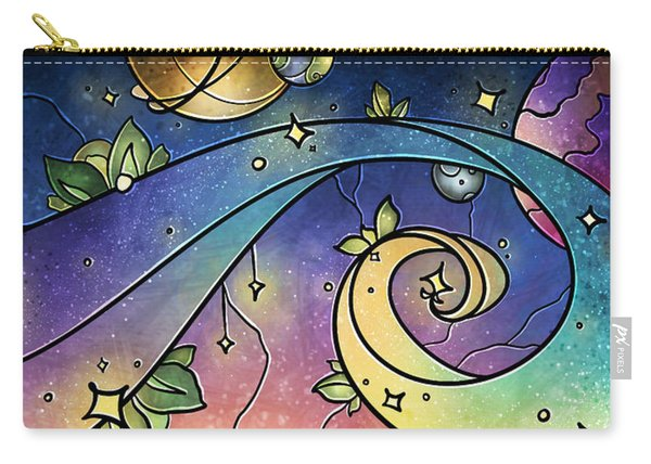 Fearfully And Wonderfully Made By Him Carry-all Pouch