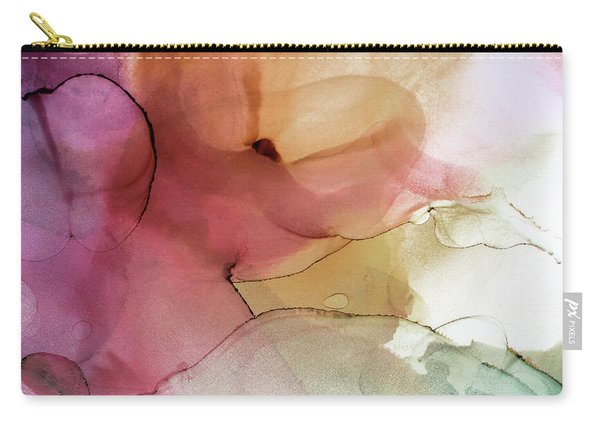 Abstract Summer Nectar Carry-all Pouch