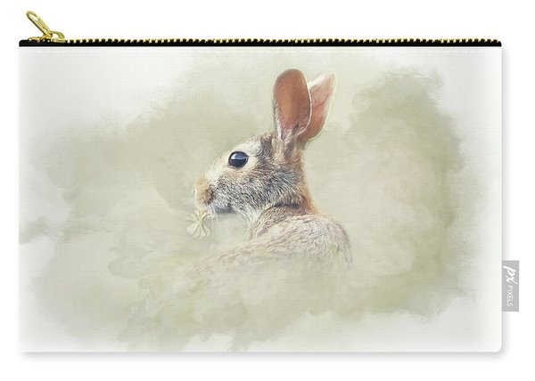 Woodland Hare Carry-all Pouch