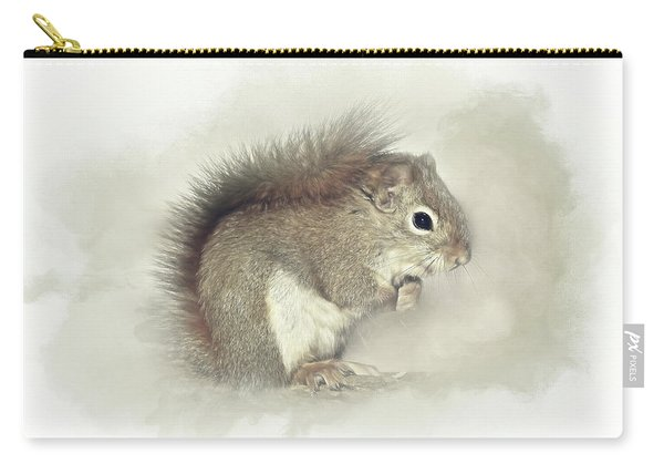 Woodland Squirrel Carry-all Pouch
