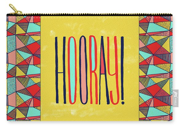 Hooray Carry-all Pouch