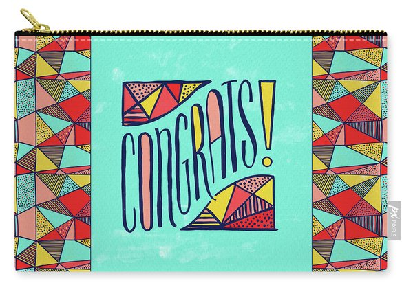 Congrats Carry-all Pouch