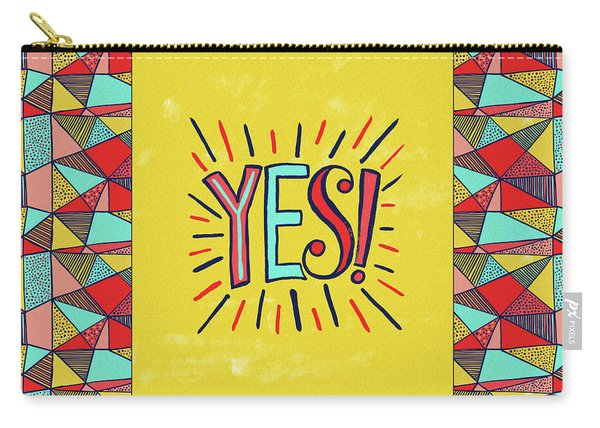 Yes Carry-all Pouch
