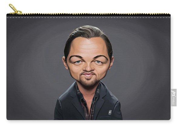 Celebrity Sunday - Leonardo Dicaprio Carry-all Pouch