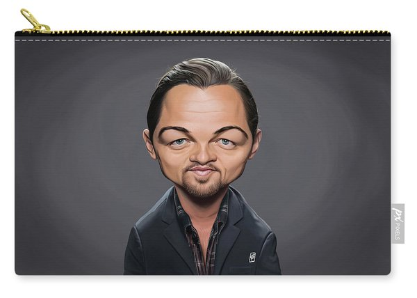 Celebrity Sunday - Leonardo Dicaprio Carry-all Pouch