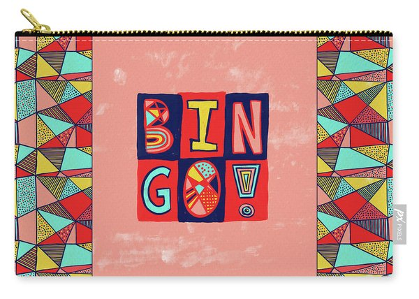 Bingo Carry-all Pouch