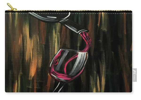 Fine Wine Carry-all Pouch