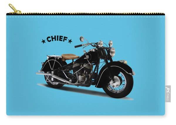 The Chief 1946 Carry-all Pouch