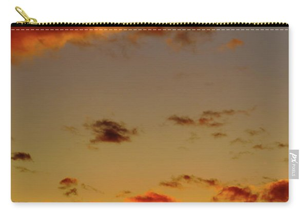 As The Sun Touches Carry-all Pouch