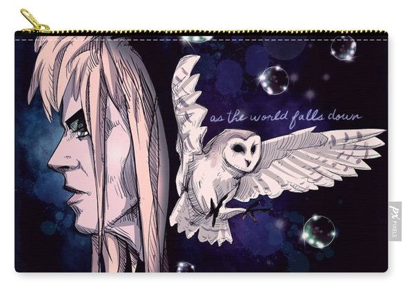 As The World Falls Down Carry-all Pouch