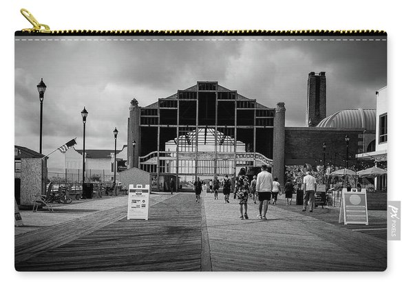 Asbury Park Boardwalk Carry-all Pouch