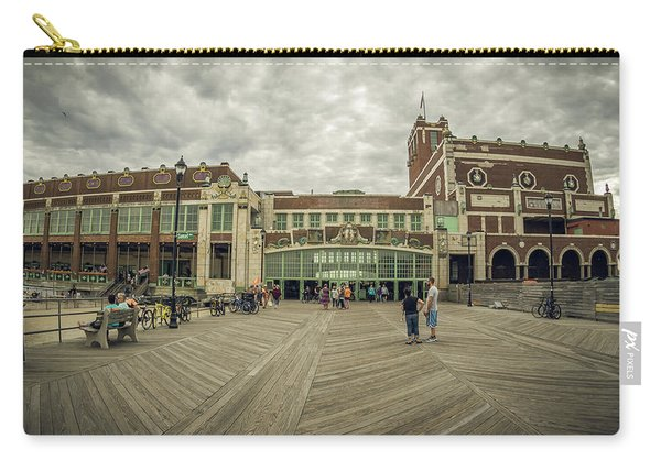 Asbury Park Convention Hall Carry-all Pouch