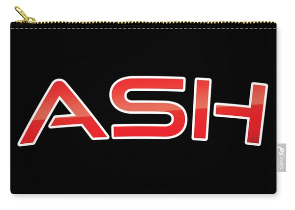 Ash Carry-all Pouch