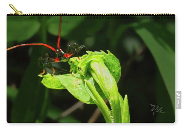 Assassin Bug Carry-all Pouch