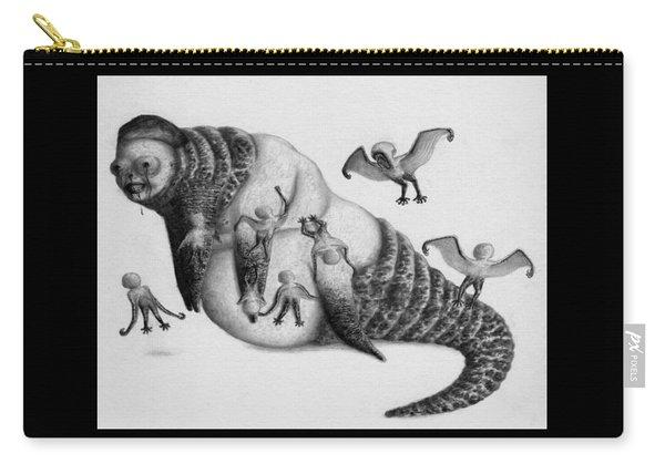 Astrid The Nightmare Nurturer - Artwork Carry-all Pouch