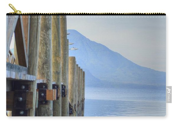Atitlan Pier Carry-all Pouch