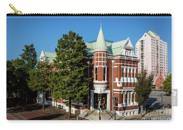 Augusta Cotton Exchange - Augusta Ga Carry-all Pouch