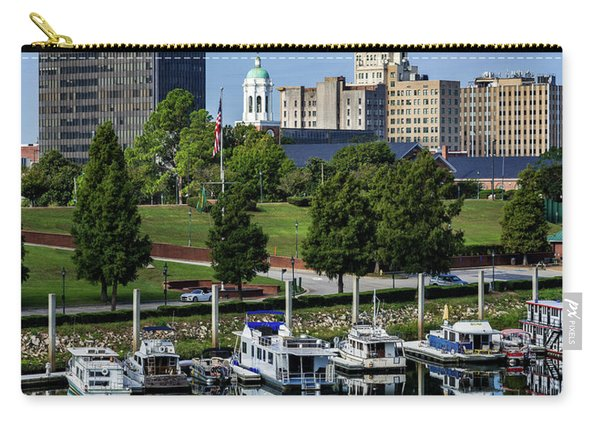 Augusta Ga Savannah River 3 Carry-all Pouch