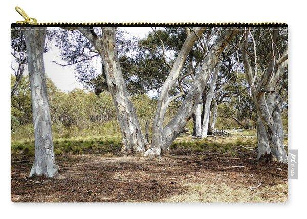 Australian Bush Scene Carry-all Pouch