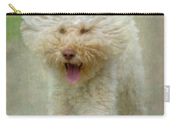 Australien Labradoodle Dog Carry-all Pouch