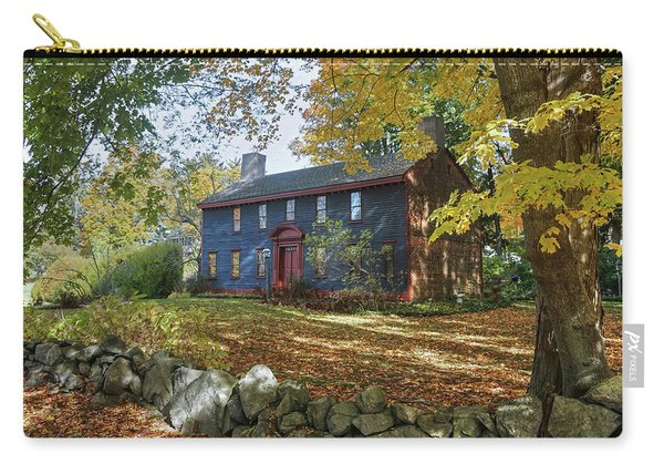 Autumn At Short House Carry-all Pouch