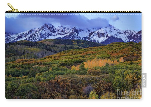 Autumn At The Dallas Divide Carry-all Pouch