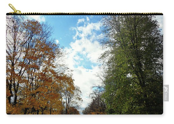 Autumn Conquers Carry-all Pouch