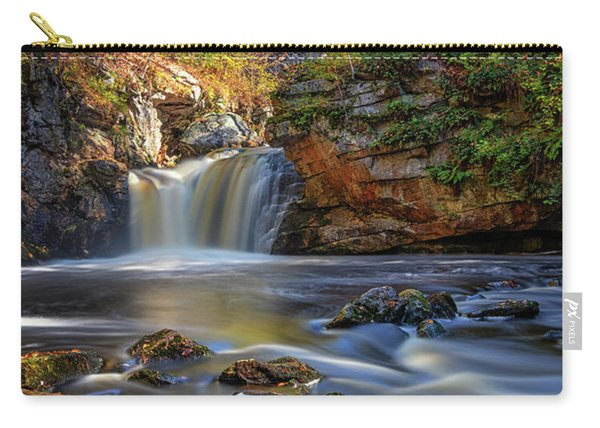Autumn Day At Doane's Falls Carry-all Pouch
