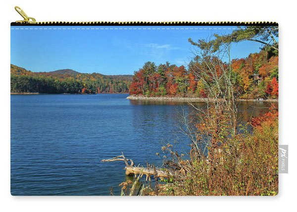 Autumn In North Carolina Carry-all Pouch