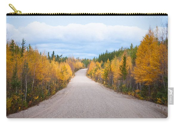 Autumn In Ontario Carry-all Pouch