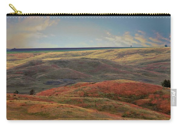 Autumn In South Dakota Usa Carry-all Pouch