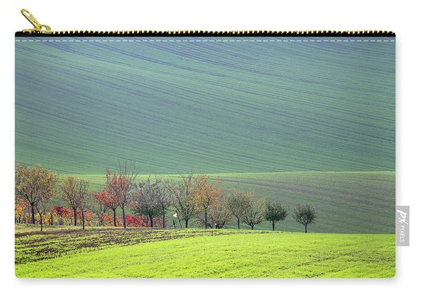 Autumn In South Moravia 18 Carry-all Pouch