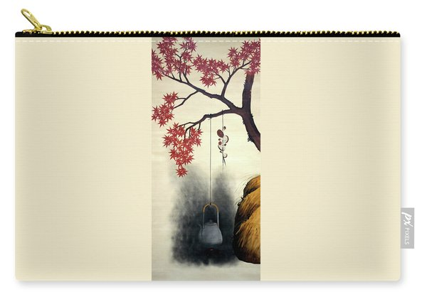 Autumn Maple, Shiitake Mushroom, Kettle - Digital Remastered Edition Carry-all Pouch