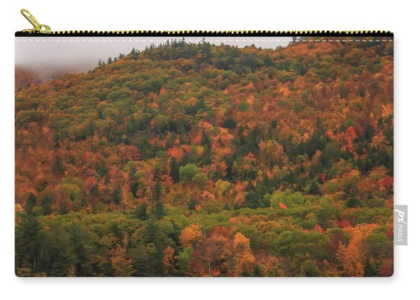Autumn Patches In Crawford Notch Carry-all Pouch