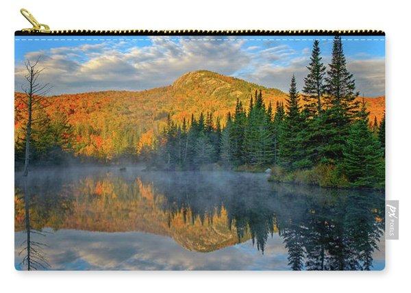 Autumn Sky, Mountain Pond Carry-all Pouch