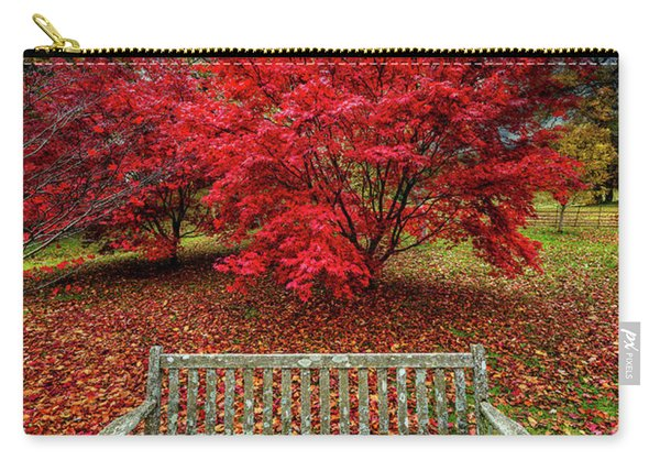 Autumn Splendour Carry-all Pouch