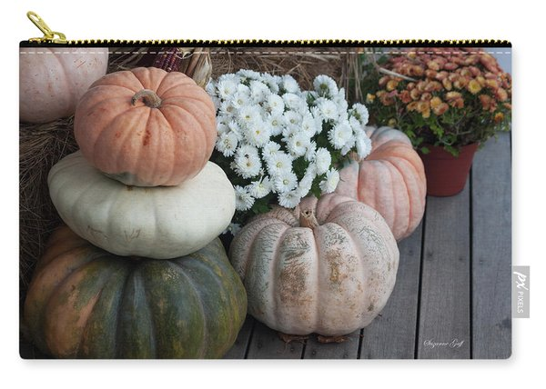 Autumn Still Life I Carry-all Pouch